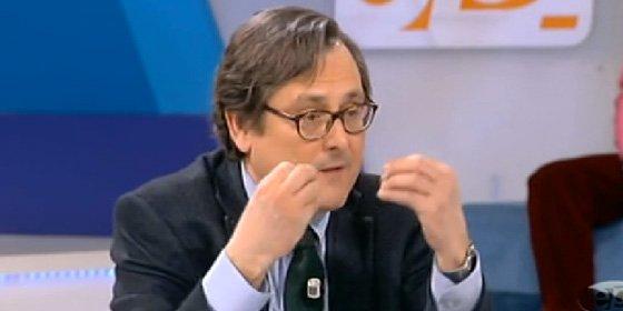 """'SuPPer' Marhuenda contra Ruz por investigar las fotocopias de El País: """"Va a hacer un daño brutal"""""""