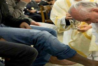 La humildad del Papa Francisco, humillante para la Iglesia más conservadora