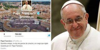 El Twitter de Francisco supera los cuatro millones de followers