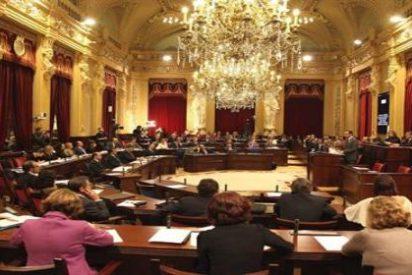 Principios y obligaciones, a chirigota en el Parlament balear