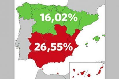 El 34,2% de los parados españoles no recibió ningún tipo de ayuda oficial en 2012