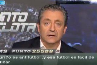 """Pedrerol da la razón a Mourinho: """"La prensa ha machacado a los portugueses del Real Madrid porque ellos no daban entrevistas y los españoles sí"""""""
