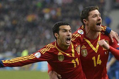 España gana 0-1 en París y arrebata el liderato del grupo a Francia