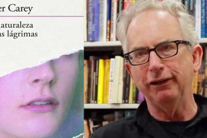 Peter Carey realiza en su nueva novela un estudio profundo sobre el amor y el dolor