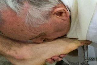 El papa Francisco, en la cárcel