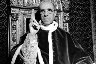 Pío XII fue el único papa reciente elegido en el primer día de cónclave