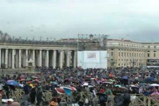 Roma despierta a tiempo para el Cónclave