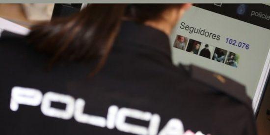Atentos pillos, cacos y cibercriminales: ni los pájaros maman ni la @policia es tonta