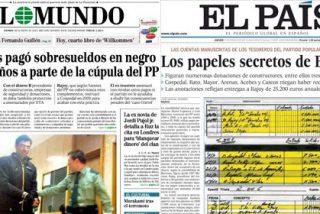 Serpenteo del PP para no demandar a El Mundo por el 'caso Bárcenas'