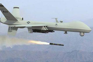 La CIA comenzará a cazar con drones a jefes terroristas islamicos que operan en Siria