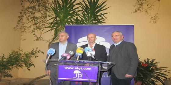 Jaume Font ha sido elegido presidente del Pi durante el congreso constituyente en Lloseta
