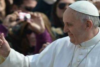 """Francisco: """"Dios piensa siempre con misericordia. Nunca olvidéis esto"""""""