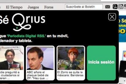 Qrius, la reinvención del RSS, ya disponible en Periodista Digital