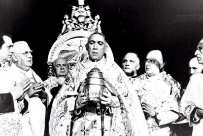 El Papa, visto por el cine
