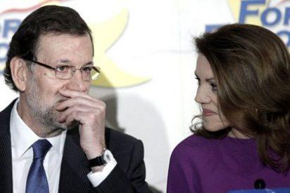 """Lucía Méndez: """"Mientras se recordaba a las víctimas del 11-M, Rajoy acompañaba a desayunar en un hotel de lujo a su secretaria general"""""""