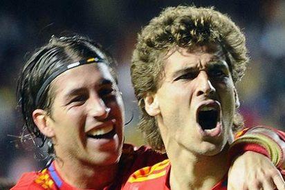 ¿Qué jugadores de la 'Roja' cantarían el himno español si tuviera letra?