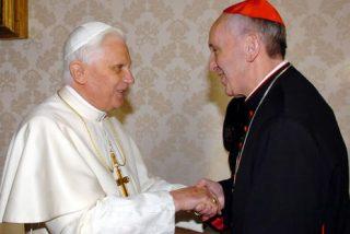 El Papa Francisco almorzará con Benedicto XVI en Castel Gandolfo