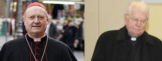 """Ravasi y Scola, los """"papables"""" de Joseph Ratzinger"""