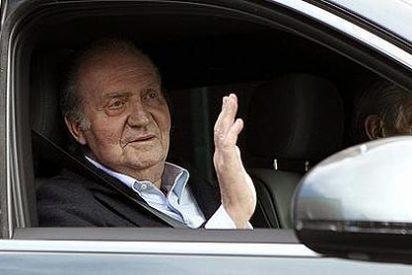 """El Rey Juan Carlos recibe el alta hospitalaria: """"Gracias a Dios estoy muy bien"""""""