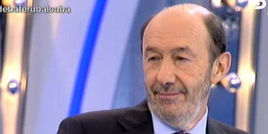 """Rubalcaba: """"O el alcalde de Ponferrada deja el cargo o deja el PSOE"""""""