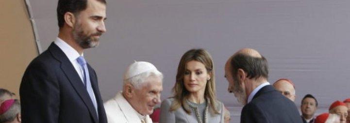 Rajoy y los Príncipes acudirán a la misa de entronización