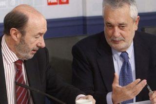 Rubalcaba y Griñán crean la 'sociedad de socorros mutuos'