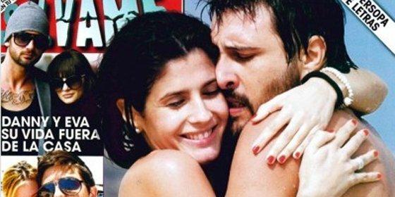 ¿Cómo celebran Hugo y María ('GH12+1') su primer aniversario? ¡Desnudándose completamente para una revista!