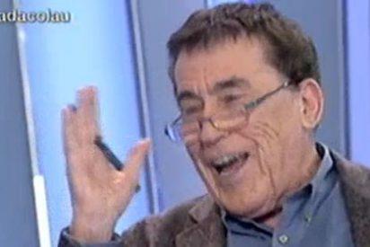 """Dragó brama contra el """"miserable"""" Jordi González y su """"chica mona"""" y le reta"""