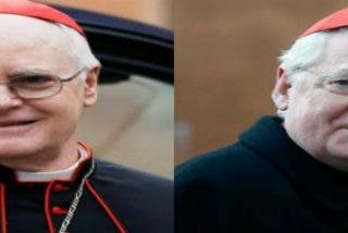 Dos papables entronizados por la prensa: Scola y Scherer