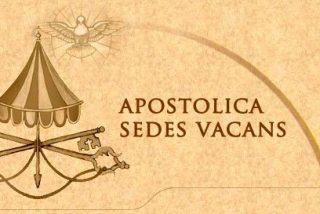 La sede está vacante, la Iglesia no
