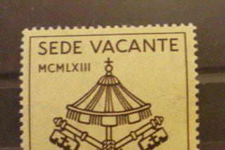 El Vaticano emite sellos y monedas para conmemorar la Sede Vacante