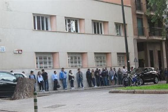 Detenidas más de 100 personas por defraudar 1,2 millones a través de falsos contratos de trabajo