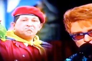 Justin Timberlake se burla de Hugo Chávez en televisión y durante el 'prime time'