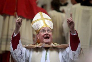 """T. Dolan: """"Agradecemos a Dios la elección acertada del nuevo papa"""""""