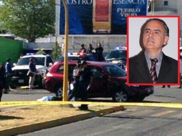 Asesinan a tiro limpio al secretario de Turismo del Estado mexicano de Jalisco