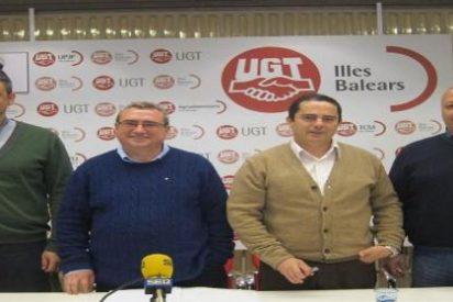 UGT presenta una demanda contra el Govern por el despido de 600 empleados
