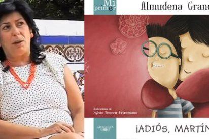 Almudena Grandes se acerca a los más pequeños con un libro de cuentos