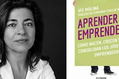 Vis Molina enseña en su libro cómo nacen, crecen y se consolidan los jóvenes emprendedores españoles