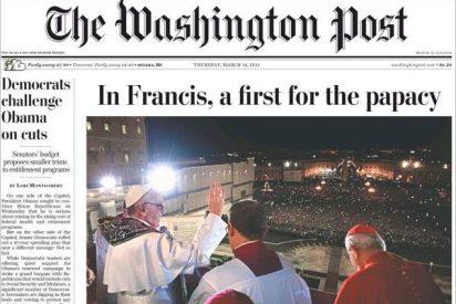 El nuevo Papa Francisco copa las portadas de la prensa internacional