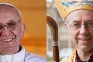 """El nuevo arzobispo de Canterbury quiere """"conocer y trabajar"""" con el Papa Francisco"""