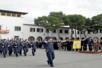 Un teniente y un capitán de la Base Aérea de Son Sant Joan fueron detenidos por una presunta estafa a Defensa