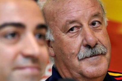 """Vicente del Bosque: """"No es delito tener buena relación con los jugadores y la prensa"""""""