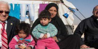 """Padre Ángel en el campo de Zaatari: """"Siento rabia, dolor e impotencia"""""""