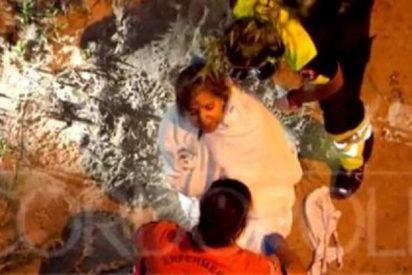 """La madre que se lanzó con su hijo al río Guadalquivir llamó antes al 112 diciendo que """"se sentía indispuesta"""""""
