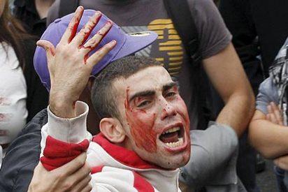 La policía teme que grupos violentos siembren el caos en el 25-A