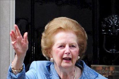 """Arzobispo de Canterbury destaca la """"fe"""" que """"inspiró"""" a Thatcher"""
