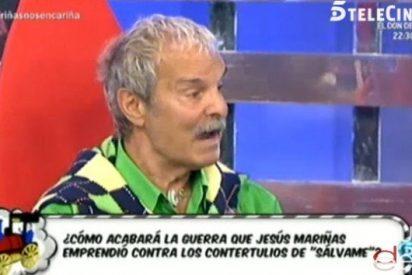 """El polígrafo de Mariñas revoluciona el """"deluxe"""" con tensión sexual incluida"""