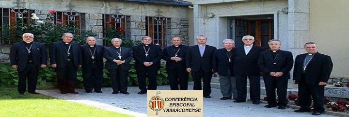 Cumbre de curas catalanes en Poblet