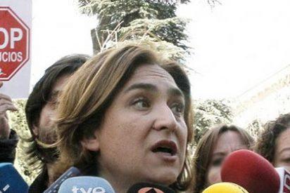 La madre de Ada Colau, la líder de 'Stop Desahucios', es asesora inmobiliaria