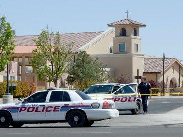 Un perturabado apuñala a cuatro personas en una iglesia de Estados Unidos